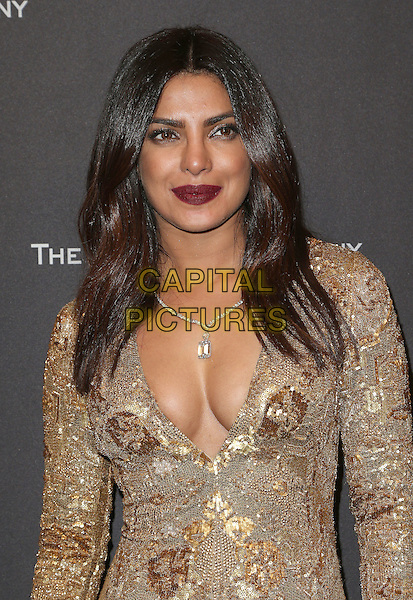 08 January 2016 - Beverly Hills, California - Priyanka Chopra. 2017 Weinstein Company And Netflix Golden Globes After Party held at the Beverly Hilton. <br /> CAP/ADM/FS<br /> &copy;FS/ADM/Capital Pictures