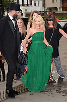 Kylie Minogue and fiancee, Joshua Sasse<br /> arrives for the One for the Boys charity fashion event at the V&amp;A Museum, London.<br /> <br /> <br /> &copy;Ash Knotek  D3133  12/06/2016