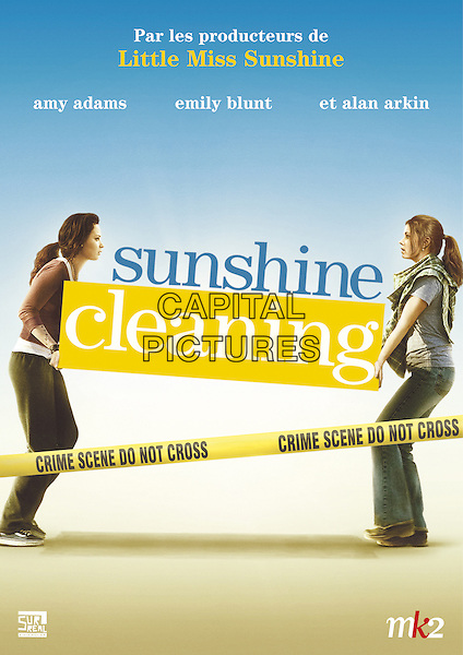 POSTER ART.in Sunshine Cleaning .*Filmstill - Editorial Use Only*.CAP/PLF.Supplied by Capital Pictures.