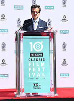 12 April 2019 - Hollywood, California - Ben Mankiewicz. TCM Honors Billy Crystal With A Hand and Footprint Ceremony held at the TCL Chinese Theatre. Photo Credit: Birdie Thompson/AdMedia