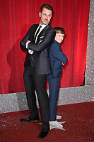 Ashley Taylor Dawson &amp; Charlie Behan at The British Soap Awards at The Lowry in Manchester, UK. <br /> 03 June  2017<br /> Picture: Steve Vas/Featureflash/SilverHub 0208 004 5359 sales@silverhubmedia.com