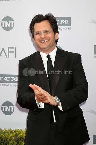 LOS ANGELES, CA - JUNE 9: Ben Mankiewicz at the American Film Institute 44th Life Achievement Award Gala Tribute to John Williams at the Dolby Theater on June 9, 2016 in Los Angeles, California. Credit: David Edwards/MediaPunch
