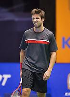 14-12-12, Rotterdam, Tennis Masters 2012, Igor Sijsling