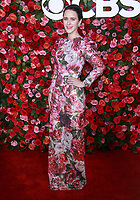 NEW YORK, NY - JUNE 10: Rachel Brosnahan at the 72nd Annual Tony Awards at Radio City Music Hall in New York City on June 10, 2018. <br /> CAP/MPI99<br /> &copy;MPI99/Capital Pictures