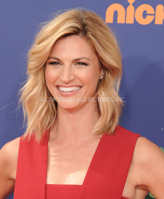 WWW.ACEPIXS.COM<br /> <br /> July 16 2015, LA<br /> <br /> Michelle Beadle arriving at the Nickelodeon Kids' Choice Sports Awards 2015 at UCLA's Pauley Pavilion on July 16, 2015 in Westwood, California.<br /> <br /> By Line: Peter West/ACE Pictures<br /> <br /> <br /> ACE Pictures, Inc.<br /> tel: 646 769 0430<br /> Email: info@acepixs.com<br /> www.acepixs.com
