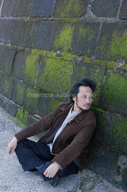 Ma Jian, Chinese writer, in 2005.