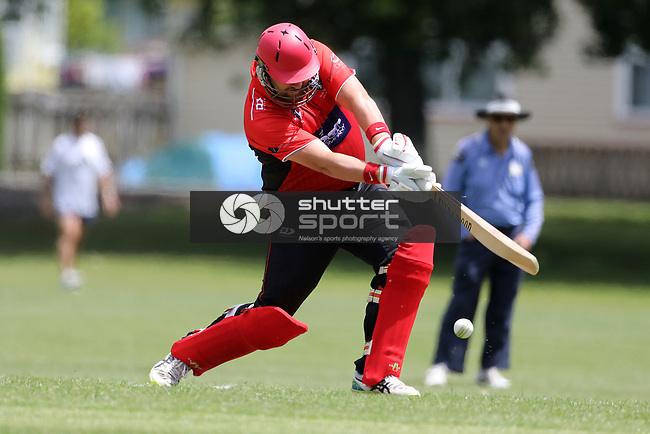 NELSON, NEW ZEALAND - DECEMBER 8: Stoke /Nayland v Wakatu on December 8   2018 in Nelson, New Zealand. (Photo by: Evan Barnes Shuttersport Limited)