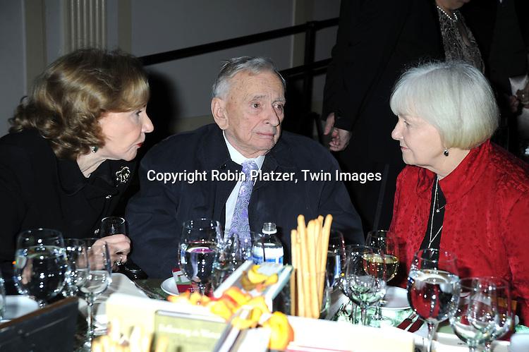 Boaty Boatwright, Gore Vidal and Joanne Woodward