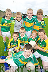 ON THE BALL: Having fun at the Mitchels GAA Club summer camp last Thursday were, front Conor Hurley, middle, l-r: Mark Ryle, Gavin O'Brien, Adam Barrett, Jason Barrett. Back, l-r: Kevin Foley, Mike Walsh, Patrick Kearney, Gavin Everett.   Copyright Kerry's Eye 2008