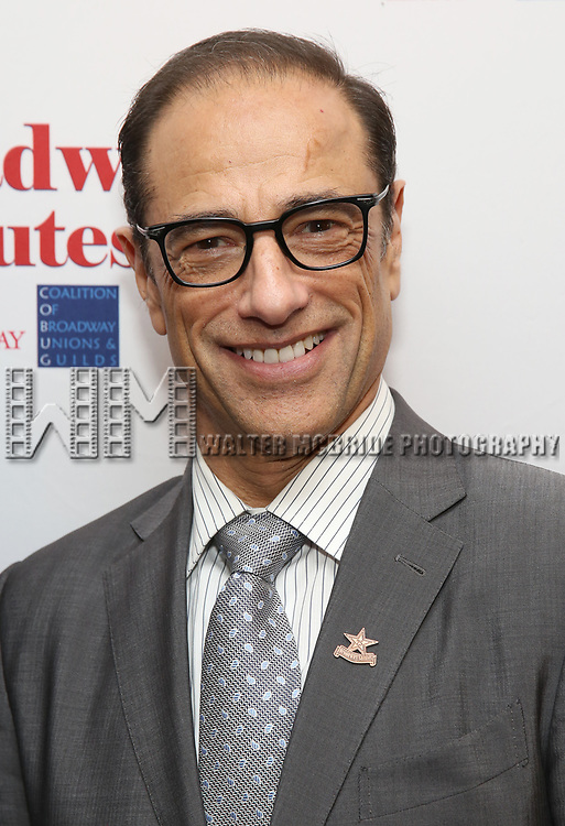 Hal Luftig attends Broadway Salutes 10 Years - 2009-2018 at Sardi's on November 13, 2018 in New York City.