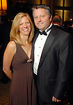 Pam and Russ Allen at the American Heart Association Heart Ball at the Hilton Americas Houston Saturday Feb 07, 2009.(Dave Rossman/For the Chronicle)