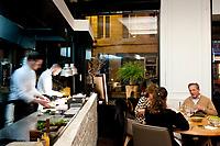 Cote Rue restaurant, Bordeaux France