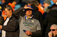 Leeds United fans take their seats<br /> <br /> Photographer Alex Dodd/CameraSport<br /> <br /> The EFL Sky Bet Championship - Leeds United v Middlesbrough - Saturday 30th November 2019 - Elland Road - Leeds<br /> <br /> World Copyright © 2019 CameraSport. All rights reserved. 43 Linden Ave. Countesthorpe. Leicester. England. LE8 5PG - Tel: +44 (0) 116 277 4147 - admin@camerasport.com - www.camerasport.com