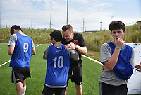Kansas City, KS - Wednesday July 17, 2019: NDP, coaches educational event, during U.S. Soccer coaches educational event at the National Development Center in Kansas City, Kansas.