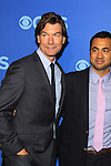 We Are Men cast: Jerry O'Connell, Kal Penn at the CBS Upfront on May 15, 2013 at Lincoln Center, New York City, New York. (Photo by Sue Coflin/Max Photos)