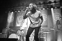 DETROIT, MI - SEPTEMBER 18: Awolnation in concert at Saint Andrews Hall in Detroit, Michigan. September 18, 2012. © Joe Gall/MediaPunch Inc.