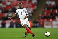 Raheem Sterling of England during the FIFA World Cup 2018 Qualifying Group F match between England and Slovenia at Wembley Stadium on October 5th 2017 in London, England. <br /> Calcio Inghilterra - Slovenia Qualificazioni Mondiali <br /> Foto Phcimages/Panoramic/insidefoto