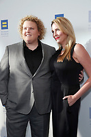 LOS ANGELES - MAR 30:  Fortune Feimster, Jacquelyn Smith at the Human Rights Campaign 2019 Los Angeles Dinner  at the JW Marriott Los Angeles at L.A. LIVE on March 30, 2019 in Los Angeles, CA