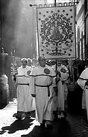 Roma .Confraternita S. Maria della Quercia dei Macellai fondata nel 1432 ospitata nella Chiesa di S.Maria della Quercia dei Macellai, sita in Roma..http://www.confraternitamacellai.it