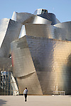 Guggenheim Museum by Gehry; Bilbao; Basque Country; Spain