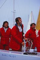 Route du Rhum 1982, Marc Pajot