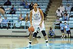 14 November 2012: North Carolina's Krista Gross. The University of North Carolina Tar Heels played the Georgetown University Hoyas at Carmichael Arena in Chapel Hill, North Carolina in an NCAA Division I Women's Basketball game, and a semifinal in the Preseason WNIT. UNC won the game 63-48.