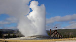 Yellowstone National Park, Old Faithful