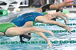 Tulane Swimming and Diving vs N. Texas 2015