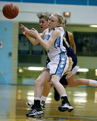 Saint Joseph's High School Varsity Basketball 2008.St. Joe vs. Fairfield..