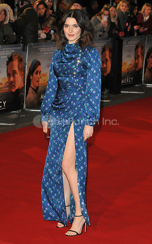 Rachel Weisz at the &quot;The Mercy&quot; world film premiere, Curzon Mayfair cinema, Curzon Street, London, England, UK, on Tuesday 06 February 2018.<br /> CAP/CAN<br /> &copy;CAN/Capital Pictures /MediaPunch ***NORTH AND SOUTH AMERICAS ONLY***