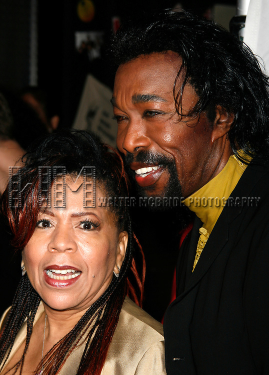 Ashford & Simpson.attending THE COLOR PURPLE Broadway Debut Celebration Party for Fantasia at Spotlight Live in Times Square , New York City..April 22, 207.© Alice Erardy / Starlitepics
