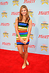 "HOLLYWOOD, CA. - December 05: Kaili Thorne arrives at Variety's 3rd annual ""Power of Youth"" event held at Paramount Studios on December 5, 2009 in Los Angeles, California."