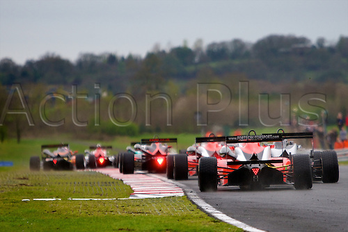07.04.2012 Cheshire, England.  Action during rounds 1, 2 & 3 of the Cooper Tires British Formula 3 International Series at Oulton Park.