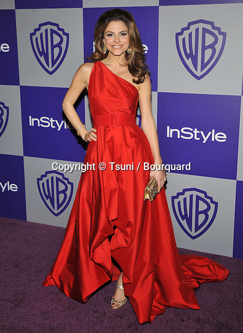 Maria Menounos _182  -<br /> 2010 Golden Globes In Style Warner Party  at the Beverly Hilton Hotel In Los Angeles.