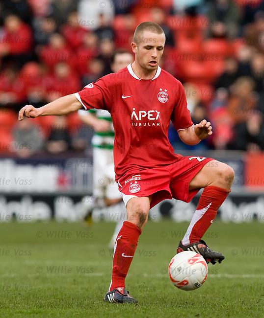 Josh Walker, Aberdeen