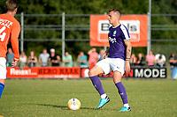 NIEUW BUINEN - Voetbal , Nieuw Buinen - FC Groningen, voorbereiding seizoen 2018-2019, 04-07-2018,   FC Groningen speler Samir Memisevic