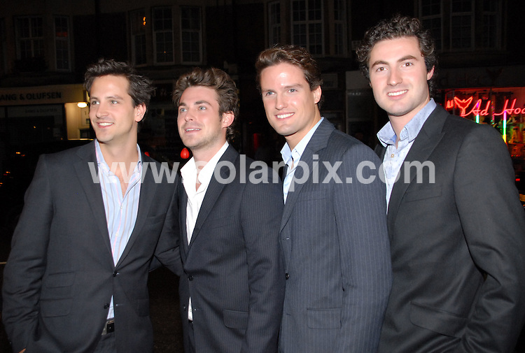 **ALL ROUND PICTURES FROM SOLARPIX.COM**.**WORLDWIDE SYNDICATION RIGHTS**.Cast and crew were at Chelsea's Bluebird Restaurant for the pre-premiere party of the new film version of Evelyn Waugh's 'Brideshead Revisited', London, UK. 29th September 2008..This pic: Blake..JOB REF: 7487 BTT     DATE: 29_09_2008.**MUST CREDIT SOLARPIX.COM OR DOUBLE FEE WILL BE CHARGED* *UNDER NO CIRCUMSTANCES IS THIS IMAGE TO BE REPRODUCED FOR ANY ONLINE EDITION WITHOUT PRIOR PERMISSION*