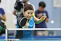 Ai Fukuhara (JPN), <br /> JULY 22, 2016 - Table Tennis : <br /> Japan national team training session <br /> for Rio Olympic Games 2016 <br /> at Ajinomoto National Training Center, Tokyo, Japan. <br /> (Photo by YUTAKA/AFLO SPORT)
