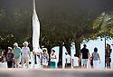 21/08/16 - AIX LES BAINS - SAVOIE - FRANCE - La promenade sur le Lac du Bourget - Photo Jerome CHABANNE