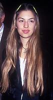 Sofia Coppola, 1993, Photo By Michael Ferguson/PHOTOlink