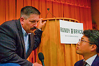 Rally for Randy Bryce Kenosha Wisconsin 10-22-18