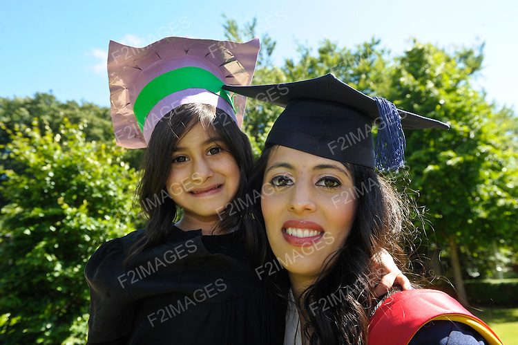 Liverpool Hope University.Graduation 11.7.12