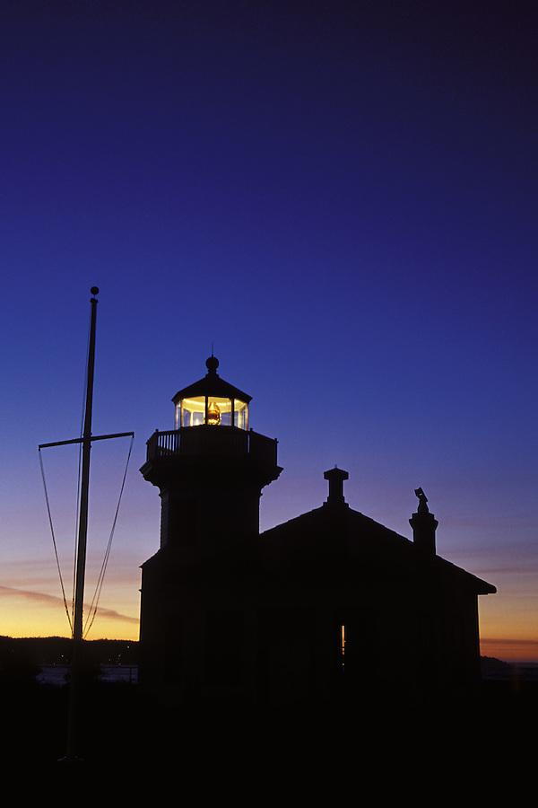 Mukilteo Light, Mukilteo, Washington