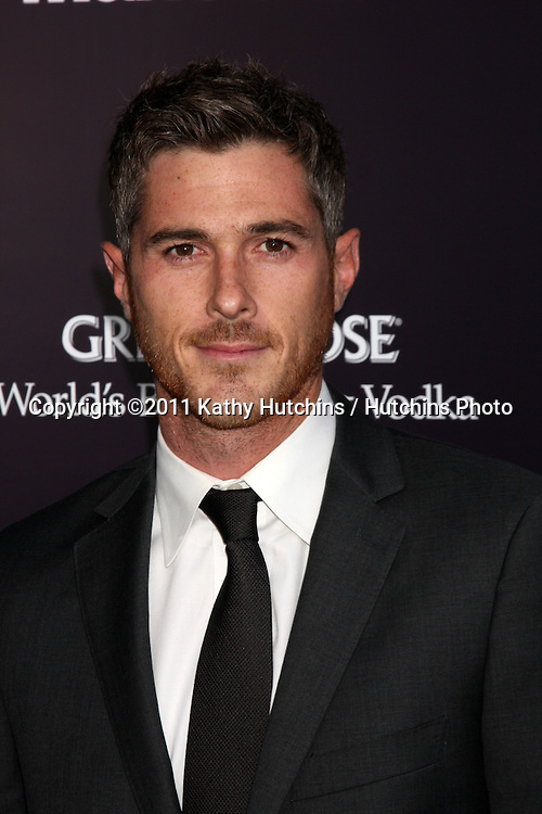 LOS ANGELES - JUN 11:  Dave Annable arriving at the 10th Chrysalis Butterfly Ball at Private Home on June 11, 2011 in Brentwood, CA