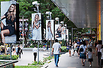 Singapore Orchard Road - Paragon shopping centre, Orchard Rd, Singapore