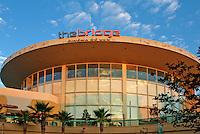 Bridge, Promenade, Howard Hughes Center, Los Angeles, CA,