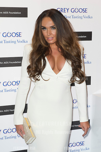 Tamara Ecclestone arriving for the Grey Goose Ball 2012, Battersea Power Station, London. 10/11/2012 Picture by: Simon Burchell / Featureflash
