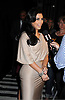 Kim Kardashian Party Aug 31, 2011