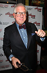 Glenn Beck sporting a pair of signature 'Ralphie' specs at the Broadway Opening Night Performance for 'A Christmas Story - The Musical'  at the Lunt Fontanne Theatre in New York City on 11/19/2012.