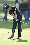 02/18/12 Pacific Palisades, CA: Luke Donald during the third round of the Northern Trust Open held at the Riviera Country Club